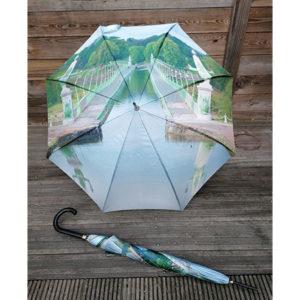 Parapluie pliant PIGANIOL avec photo Pont Canal de Briare