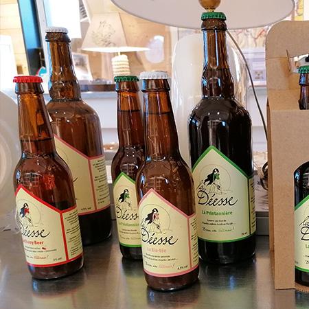 bière Artisanale du Gâtinais fabriquée à la ferme