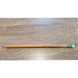 Crayon de bois souvenir Pont Canal de Briare